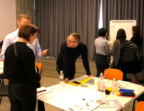 Тренинги HR2B - управление по целям, система КПЭ (KPIs) - Косорига