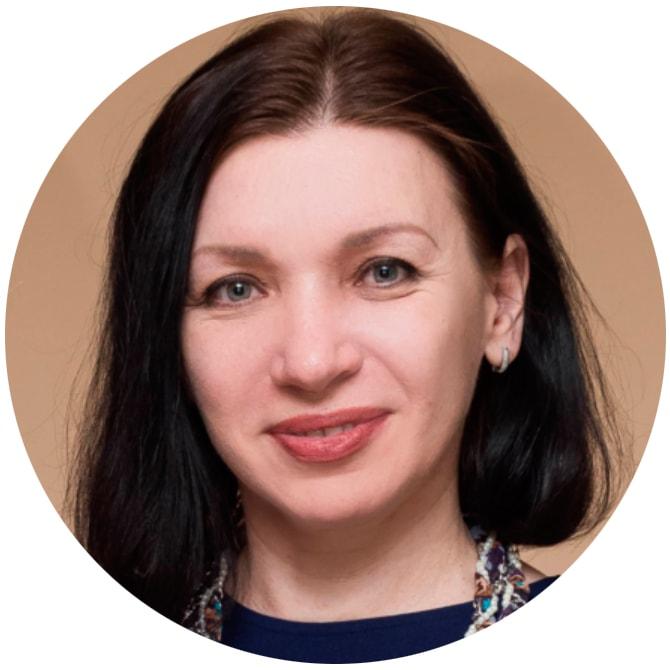 Инна Косорига - HR2B - бизнес-тренер, HR-консультант