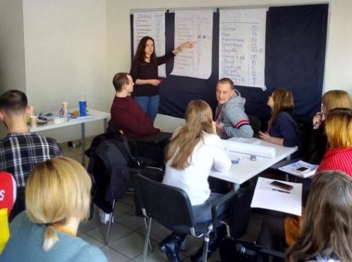 Управление персоналом для руководителей - корпоративные тренинги HR2B - Инна Косорига, Наталья Падун