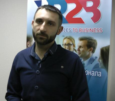 Отзывы клиентов HR2B - Драган Алексей
