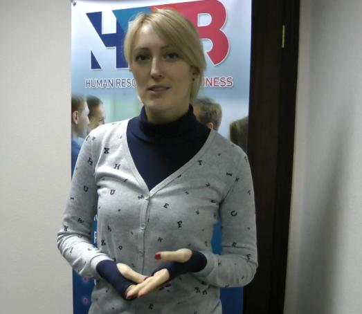 Отзывы клиентов HR2B -  Лукашевич Анна