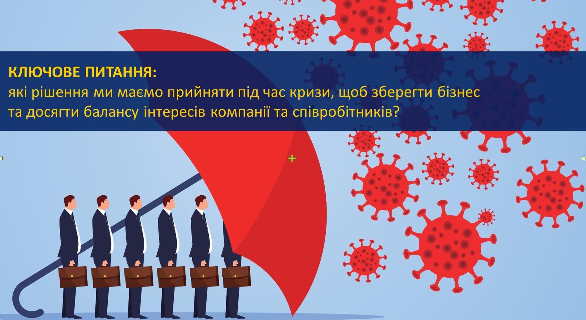 Баланс інтересів бізнесу та співробітників. HR2B. Онлайн-воркшоп