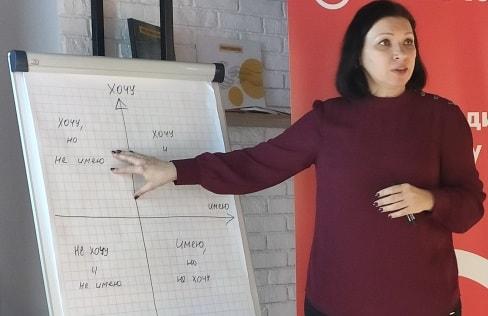 HR2B - Інна Косорига, консультант з вдосконалення систем мотивації персоналу
